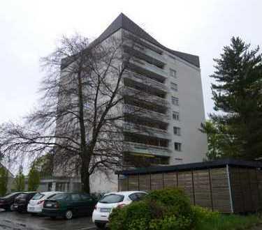Schöne 3-Zimmer-Etagenwohnung in ruhiger, zentraler Lage von Mindelheim