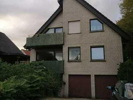 2-Zimmer-Hochparterre-Wohnung mit Balkon, in ruhiger, Stadt naher Lage