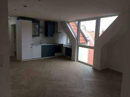 Penthouse-Wohnung in der Altstadt von Leer