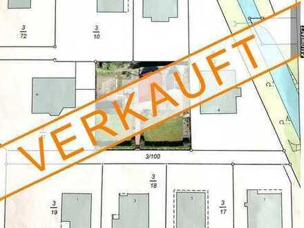 774m² Baugrundstück in attraktiver Lage im beliebten Wilhelm-Busch-Viertel mit Altbestand