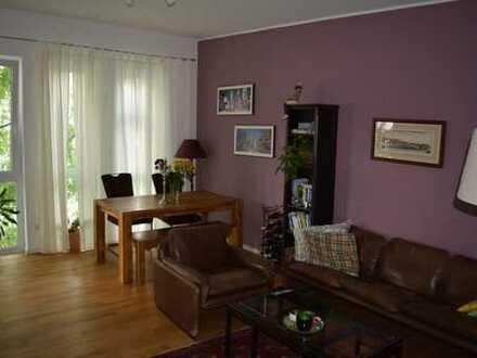 3-Zimmer Wohnung in Darmstadt Bessungen inkl. Einbauküche und West-Balkon