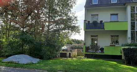 Einmalige Gelegenheit, Grundstück+Bebauungsplanung in Obermeiderich - zwischen Industrie und Idylle!
