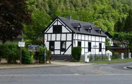 Kleines Fachwerkhaus zu vermieten