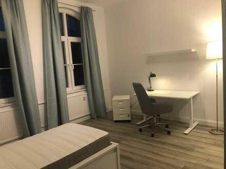 WG-Zimmer All-Inclusive - möbliert - EBK, Garten, Parkplatz, 600 Meter zur Universität