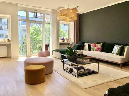 Schöne, geräumige drei Zimmer Wohnung nähe Mediapark