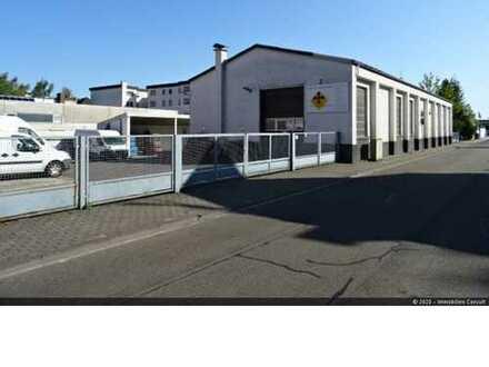 Büro und Lagergebäude in Heusenstamm zu vermieten