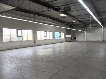Hochwertige Hallenflächen in zentraler Lage