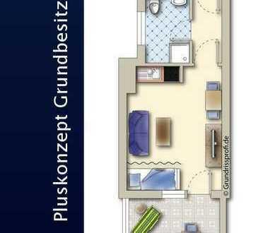 1-Zimmer Wohnung mit Balkon!