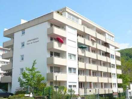 2- Zimmer- Appartement zwischen Kurpark und Schwimmbad