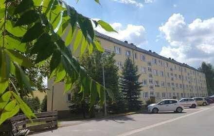 Helle 4-Raum-Wohnung im 3. OG mit Balkon, alle Räume mit Fenster, zur 7-fachen JNM