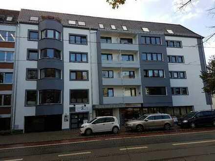 *Am Bürgerpark* - Gemütliche 2-Zimmer-Wohnung mit Einbauküche und Süd-Balkon