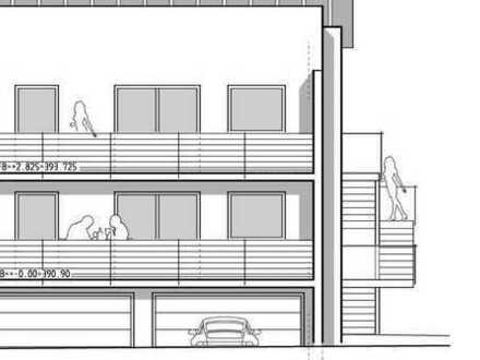 Erstbezug: attraktive 4-Zimmer-Wohnung mit Einbauküche und Balkon in Dettingen