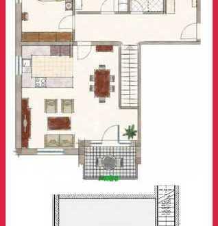 Gut geschnittene Neubau-EG-Wohnung mit Zugang zum eigenen Hobbyraum!