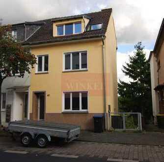 Haus zur Miete in Bonn-Ippendorf -Gartenmitbenutzung, Duschbad, Kaminofen-