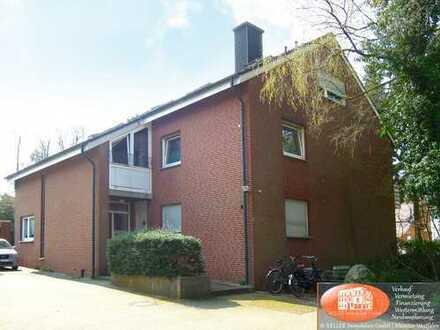 EG-Wohnung mit eigenem Garten in Münster-Süd