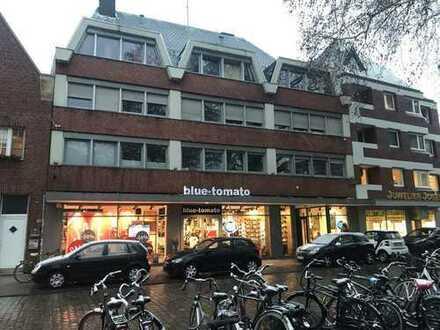 Zentrale 2-Zimmer-Wohnung mit EBK am Marienplatz (Ludgerikirche)