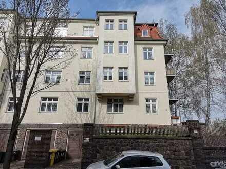 Vermietete 2-Raum-Wohnung mit Potenzial