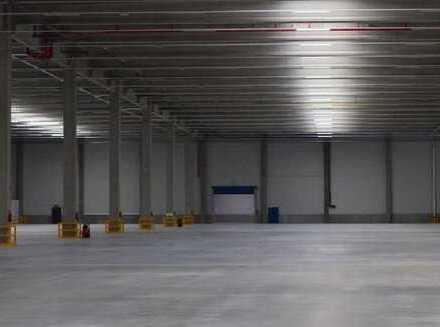 Nürnberg-Ost, ca. 4.300 m² Lager-/ und Logistikhalle zu vermieten