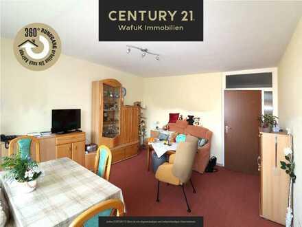 Schicke 2-Zimmer-Wohnung als Kapitalanlage