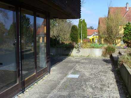 Einfamilienhaus im Grünen nahe zur Altstadt in Biberach an der Riß