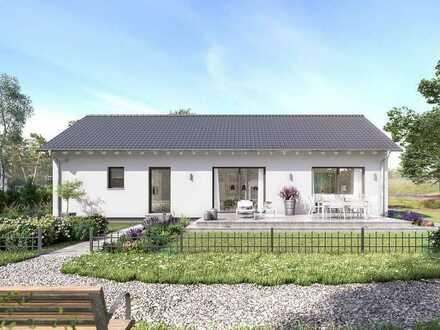 Ihr Traumhaus auf wunderschönem Grundstück - Raumaufteilung und Ausstattung bestimmen Sie.