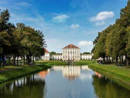 Wohnen in erster Linie am Nymphenburger Schlosskanal