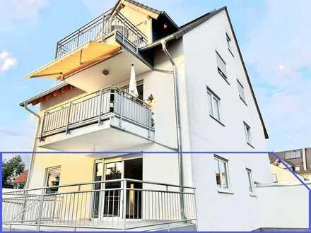 ***Hochwertige, moderne 5 Zi- Maisonette-Wohnung mit Terrasse und Garten***