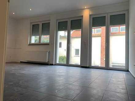 schöne helle 3 Zimmer Wohnung mit Balkon im histrorischen Zentrum von Rinteln
