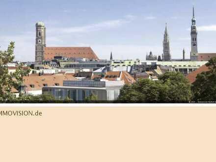 Bestlage Glockenbachviertel: AUFTEILER-OBJEKT / WEG mit Abgeschlossenheitsbescheinigung