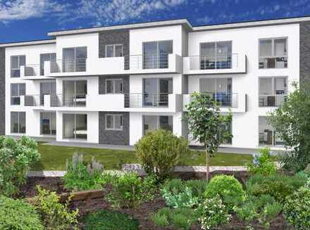 Neubauprojekt in Dortmund-Marten!Barrierefreie Eigentumswohnung mit Balkon, Whg. 4, 1. OG rechts