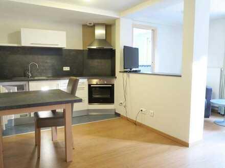 Scheibenhardt: Tolles, möbl. 1 Zi.-Appartement