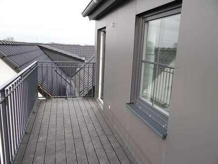 Erstbezug !! Tolle Dachgeschosswohnung mit großem Balkon vor den Toren Braunschweigs