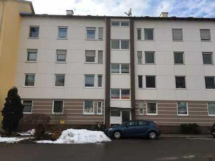 3 Zimmer-Wohnung mit Balkon in Schwabmünchen