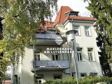 Stilvolle Altbauetage in Bestlage in Heidelberg - Handschuhsheim