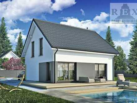 Engelsdorf - Stadthaus - 5 Zimmer - Haus inklusive Grundstück & Bodenplatte - Erdwärme- KFW 55