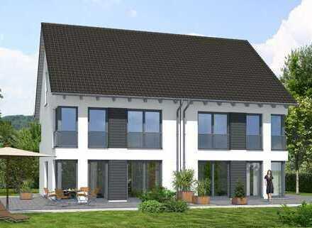Neubau Doppelhaushälften mit Klimadecke zum Kühlen!