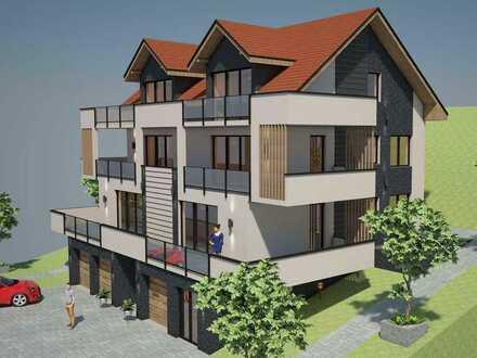 In Planung-Elegante Maisonette-Wohnung- Nähe Bad Mergentheim