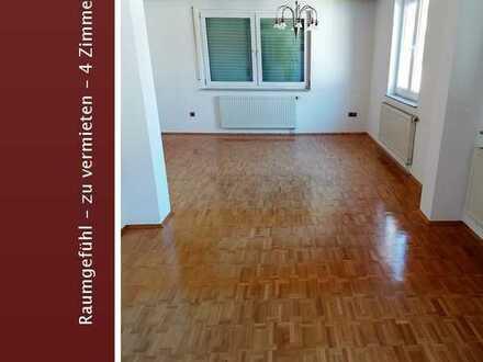 Mitten im Zentrum von Crailsheim - Geräumige 4- Zimmer Wohnung zu vermieten