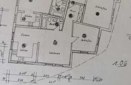 Schöne 1,5-Zimmer-Wohnung mit Einbauküche in Heilbronn Böckingen