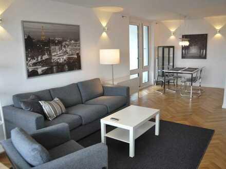 Exclusive barrierefreie Wohnung - Alpenblick! - voll möbliert vermietet bis Dez2020 - Verkauf jetzt