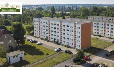 Renovierte Wohnung im Grünen. 2-Zimmer (48qm)