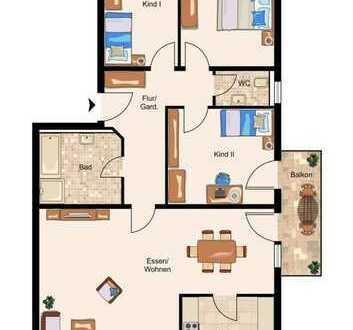 Moderne 4,5 Zimmer Wohnung mit mediterranem Flair!