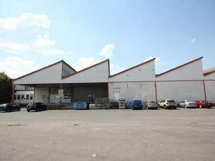 Produktion- und Lagerhalle im Gewerbegebiet Engeldorfer Strasse