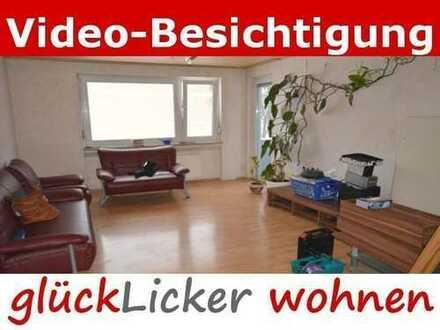 Helle, lichtdurchflutete 3 Zimmer-Wohnung mit Tiefgaragen-Box