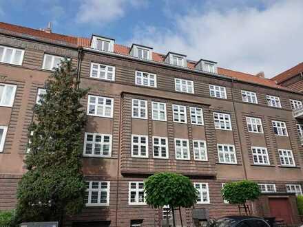Nähe Maschsee: Schöne & helle 3-Zimmer-Wohnung mit großer sonniger Terrasse