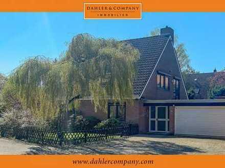 Charmantes, stilvolles Einfamilienhaus im Herzen von Burgwedel
