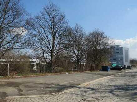 ebenes - asphaltiertes GEWERBEGRUNDSTÜCK mit 8.743 m² im Plauener Nordosten Kloppstockstraße