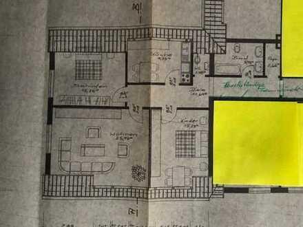 3-Zimmer-Wohnung in der 1. Etage (Dormagen - Delrath)