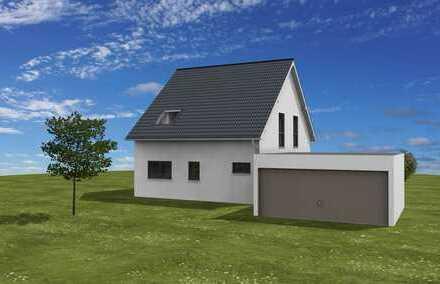 Endlich ins Eigenheim: Schlüsselfertige Doppelhaushälfte in TOP Lage von Kallmünz