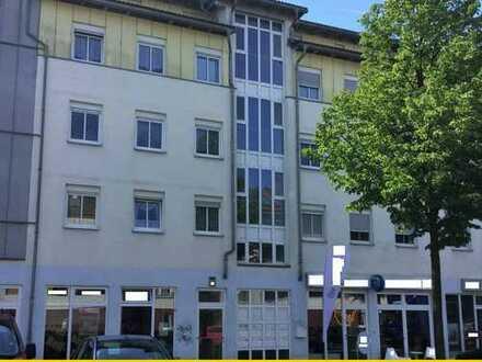 vermietete 2 Zimmerwohnung, mit Balkon, Aufzug und 2 Tiefgaragenstellplätzen